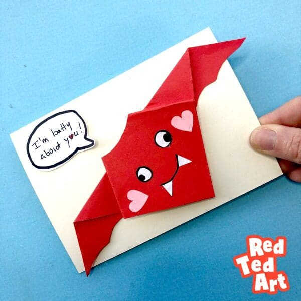 Halloween Origami, learn how to make halloween themed origami. | 600x600