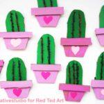 Cactus Valentine's Cards