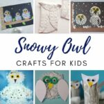 Snowy Owl Crafts for Kids