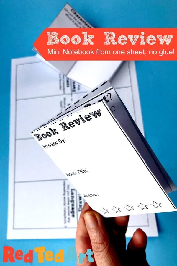 Book Review Mini Books