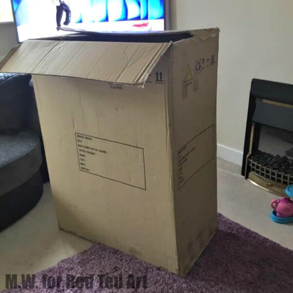 What to make with a big box