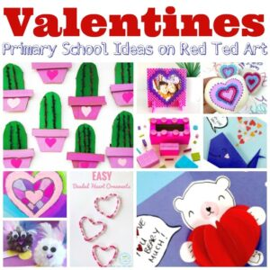 Valentine's Day Ideas for Primary School
