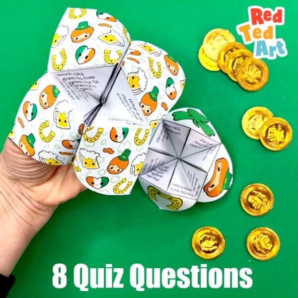 St Patrick's Day Quiz