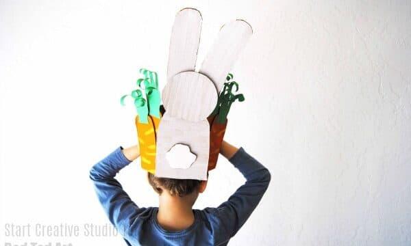 Easter Bonnet Making time