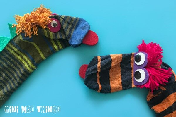 sock puppets details