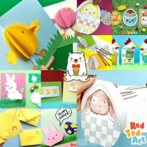 Easy Easter Cards to Make