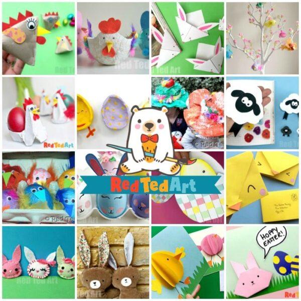 Kids Easter Crafts