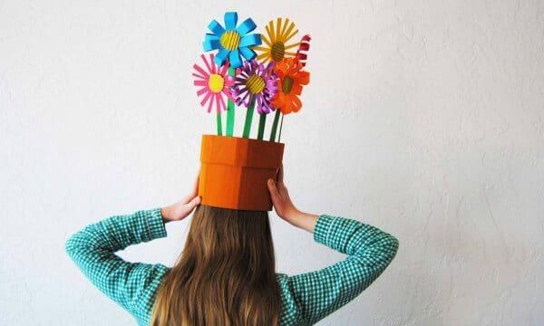 flower pot crowns