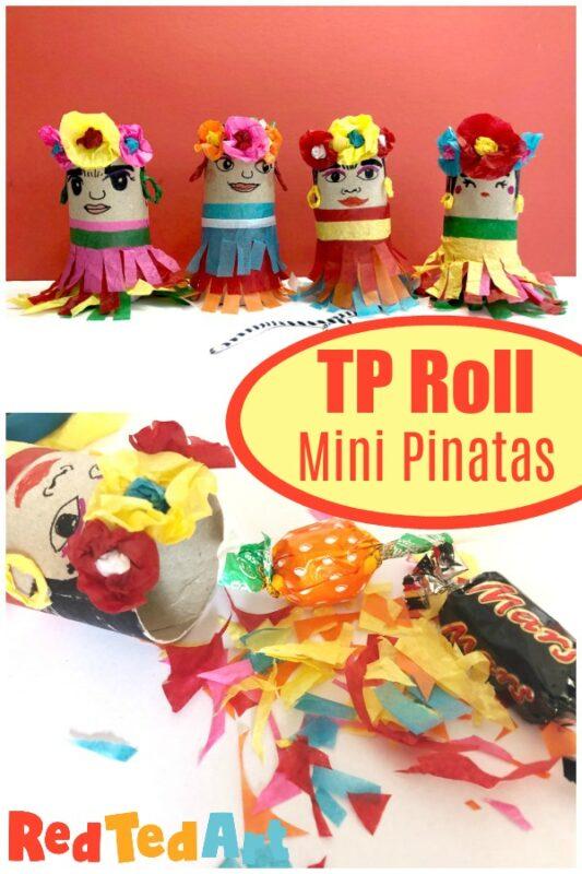 TP Roll Pinatas