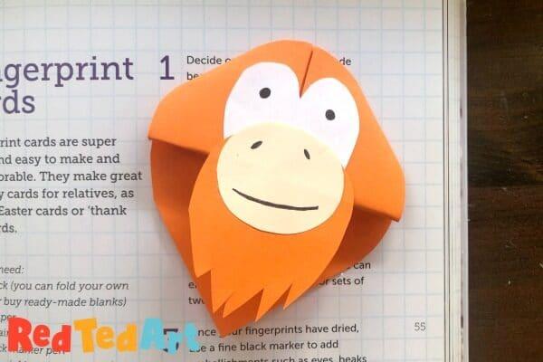 Bookmark Orangutan how to