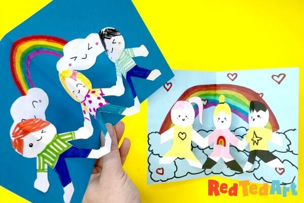 friendship cards for kids