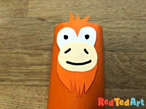 TP Roll Orangutan
