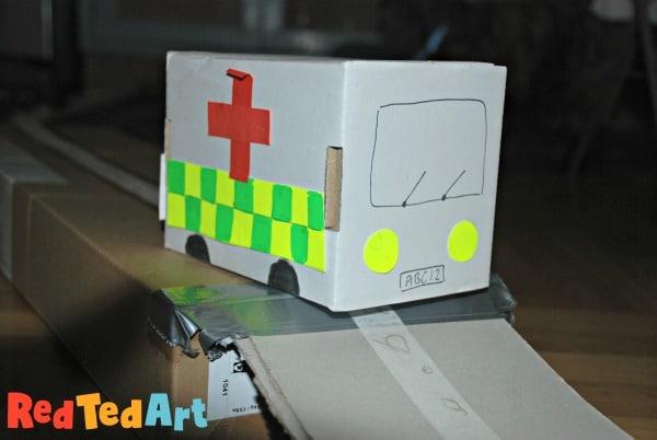 Simple Ambulance Craft
