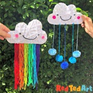 Yarn clouds