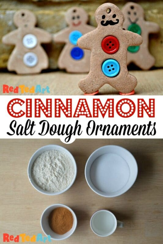 cinnamon salt dough ingredients