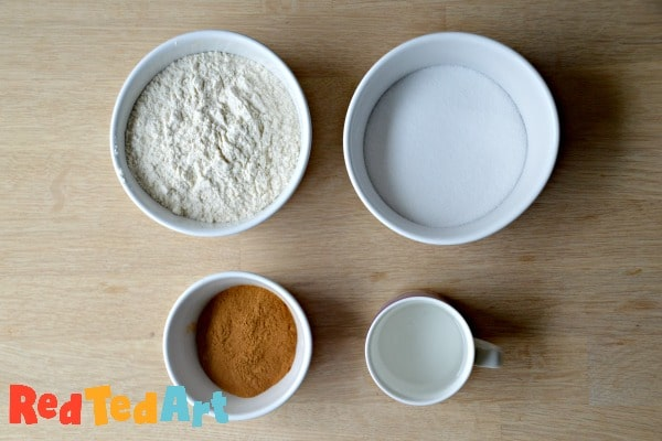 Cinnamon Salt Dough Recipe