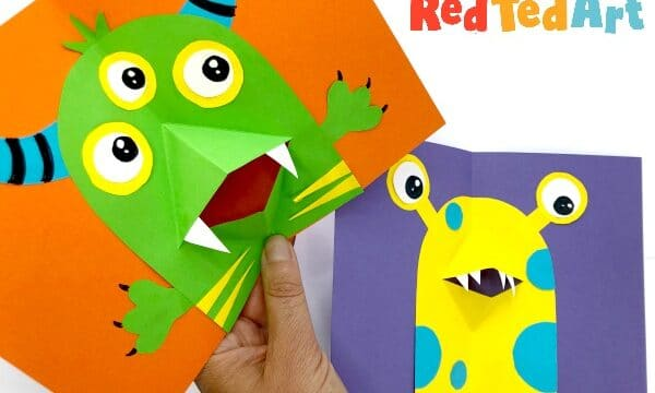 Pop Up Monsters