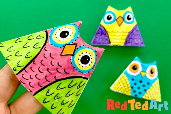 Paper Owl Crafts