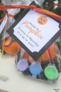 Pumpkin Painting Kit