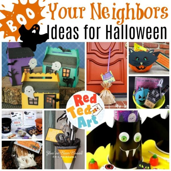 Boo Your Neighbors Ideas