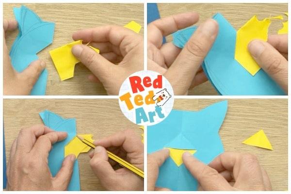 yellow pop up beak