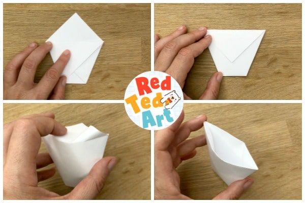 Easy Paper Cup Owl