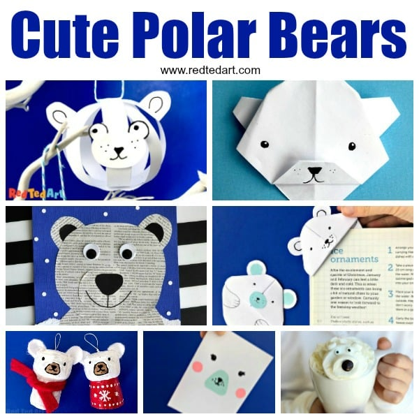 Polar Bear Crafts