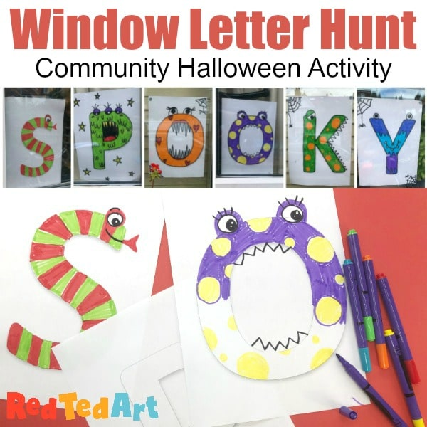 Community ideas for Halloween