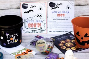 More Boo Your Neighbours printables