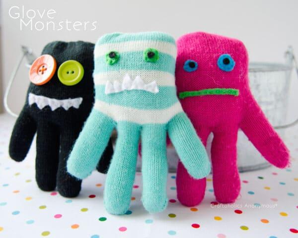 Glove Monster