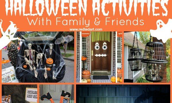 Halloween Family Activity ideas