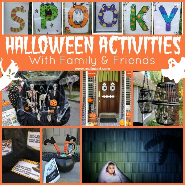 Halloween Family Activity ideas