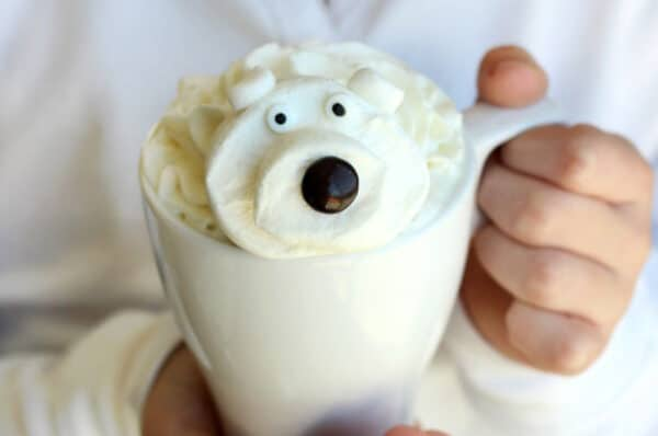 Polar Bear Hot Chocolate