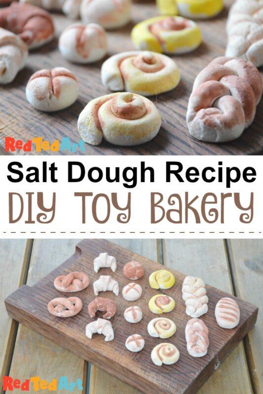 Salt Dough Bakery