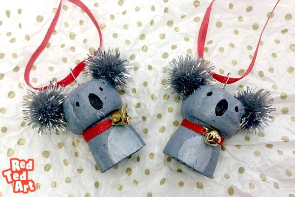 Koala Ornament DIY