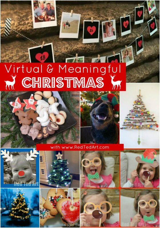 Social Distancing Christmas Ideas