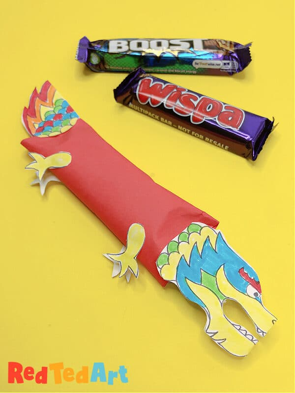 Dragon Printable Gifts