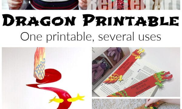 Dragon Printables
