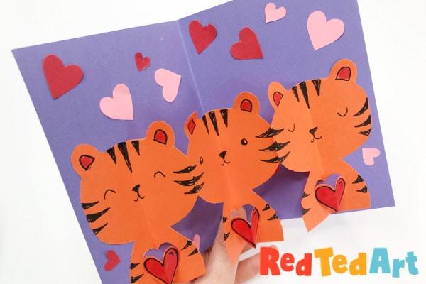 Valentine's Day Cards Boys