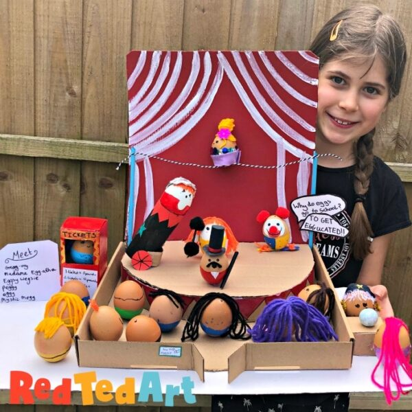 Egg Circus - School Competition