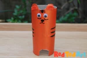 Toilet Paper Tiger