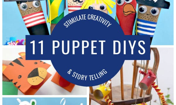 DIY Puppet Ideas