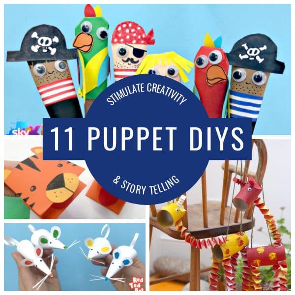 DIY Puppet Ideas