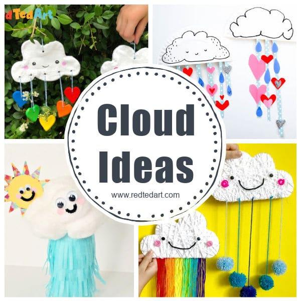 cloud craft ideas