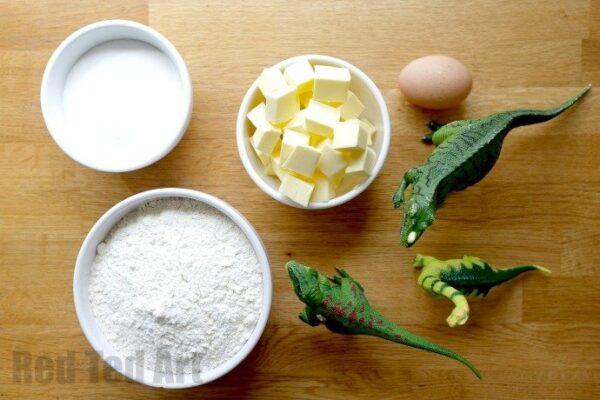 3 ingredients cookie recipe
