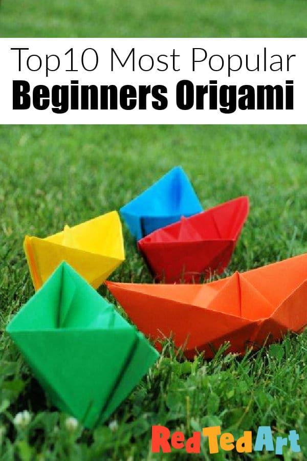 popular origami