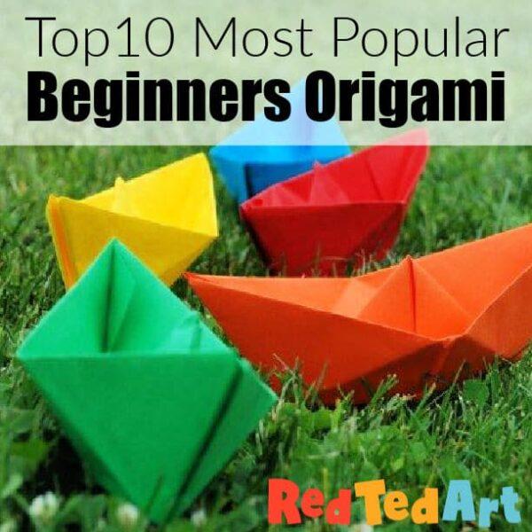 top 10 origami ideas
