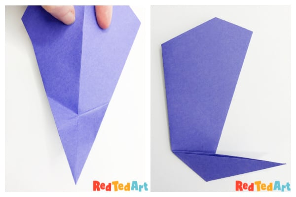 Next paper whale fold